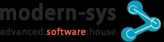 modern-sys | בית תוכנה מתקדם | אודי אזולאי Logo